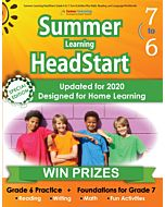 Lumos Summer Learning HeadStart Grade 6 to 7, Teacher Copy