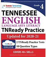 TNReady Practice tedBook® - Grade 4 ELA, Teacher Copy