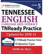 TNReady Practice tedBook® - Grade 5 ELA, Teacher Copy