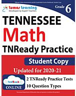 TNReady Practice tedBook® - Grade 6 Math, Student Copy