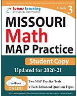 MOMAP Practice tedBook® - Grade 3 Math, Student Copy