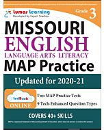 MAP Practice tedBook® - Grade 3 ELA, Teacher Copy