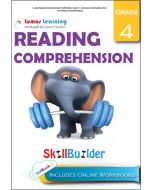 Lumos Reading Comprehension Skill Builder, Grade 4 - Literature, Informational Text and Evidence-based Reading - Teacher Copy