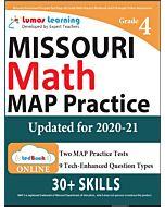 MOMAP Practice tedBook® - Grade 4 Math, Teacher Copy