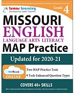 MAP Practice tedBook® - Grade 4 ELA, Teacher Copy