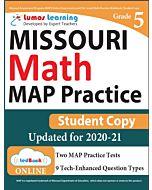 MOMAP Practice tedBook® - Grade 5 Math, Student Copy