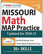 MOMAP Practice tedBook® - Grade 5 Math, Teacher Copy