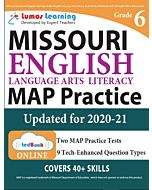 MAP Practice tedBook® - Grade 6 ELA, Teacher Copy