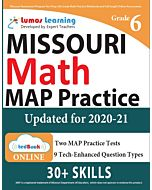 MOMAP Practice tedBook® - Grade 6 Math, Teacher Copy