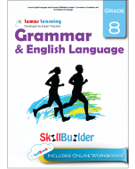 Lumos English Language and Grammar Skill Builder, Grade 8 - Conventions, Vocabulary and Knowledge of Language - Teacher Copy