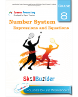 Lumos Number System, Expressions and Equations Skill Builder, Grade 8 - Rational Vs Irrational Numbers, Linear Equations - Teacher Copy