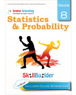 Lumos Statistics & Probability Skill Builder, Grade 8 - Scatter Plots, Relatable Data Frequency - Teacher copy