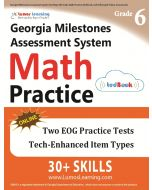 GMAS Practice tedBook® - Grade 6 Math, Teacher Copy