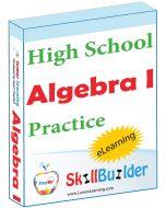 Lumos StepUp SkillBuilder Algebra 1 Online Practice