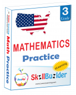 StepUp Skill Builder - Grade 3 Math