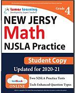 NJSLA Practice tedBook® - Grade 4 Math, Student Copy