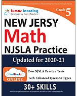NJSLA Practice tedBook® - Grade 5 Math, Teacher Copy