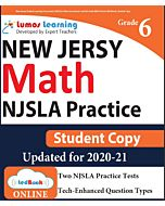 NJSLA Practice tedBook® - Grade 6 Math, Student Copy