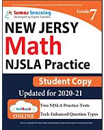 NJSLA Practice tedBook® - Grade 7 Math, Student Copy