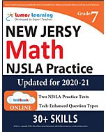 NJSLA Practice tedBook® - Grade 7 Math, Teacher Copy