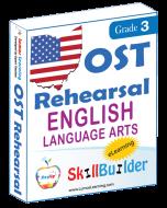 Lumos StepUp SkillBuilder + Test Prep for OST: Online Practice Assessments and Workbooks - Grade 3 ELA