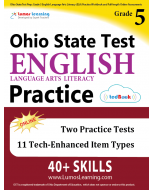 OST Practice tedBook® - Grade 5 ELA, Teacher Copy
