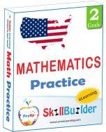StepUp Skill Builder - Grade 2 Math