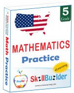 StepUp Skill Builder - Grade 5 Math