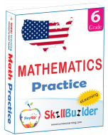 StepUp Skill Builder - Grade 6 Math
