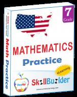 StepUp Skill Builder - Grade 7 Math