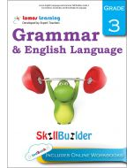 Lumos English Language and Grammar Skill Builder, Grade 3 - Conventions, Vocabulary and Knowledge of Language