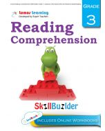 Lumos Reading Comprehension Skill Builder, Grade 3 - Literature, Informational Text and Evidence-based Reading