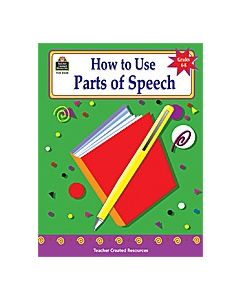 How to Use Parts of Speech