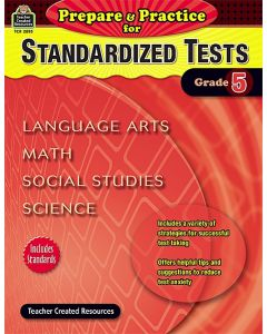 Prepare & Practice for Standardized Tests (Gr. 5)