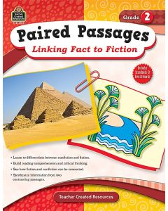 Paired Passages: Linking Fact to Fiction (Gr. 2)