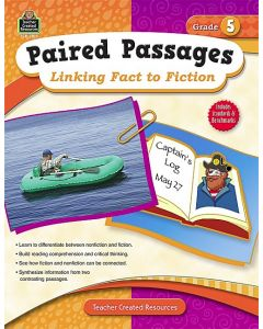 Paired Passages: Linking Fact to Fiction (Gr. 5)
