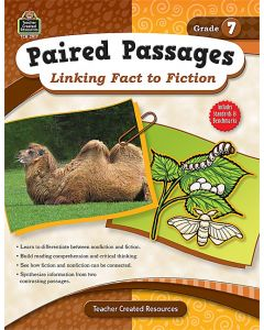 Paired Passages: Linking Fact to Fiction (Gr. 7)