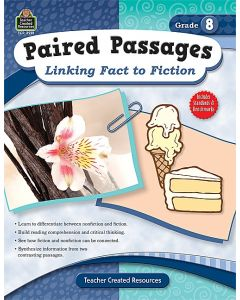 Paired Passages: Linking Fact to Fiction (Gr. 8)