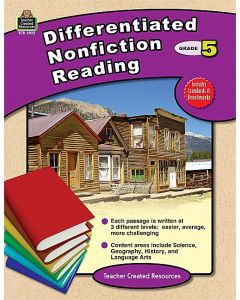 Differentiated Nonfiction Reading (Gr. 5)