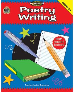 Poetry Writing Grades 6-8 (Meeting Writing Standards Series)