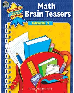 Math Brain Teasers (Gr. 3)
