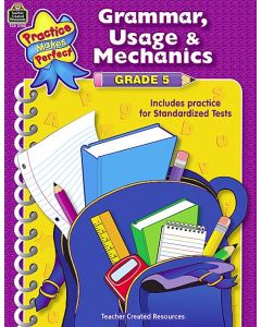Grammar, Usage & Mechanics (Gr. 5)