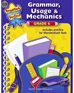 Grammar, Usage & Mechanics (Gr. 6)