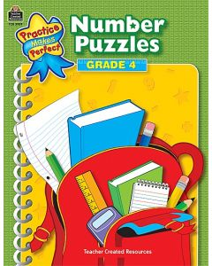 Number Puzzles (Gr. 4)