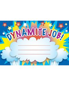 Dynamite Job Awards