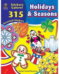 Holidays & Seasons Sticker Book
