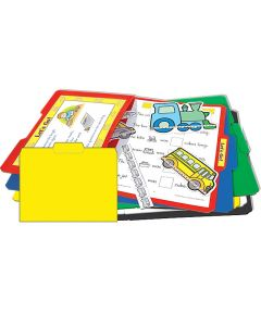 Yellow Stor-It File Folders