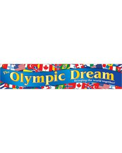 Olympic Dream Banner