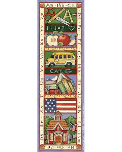 School Time Bookmarks from Susan Winget