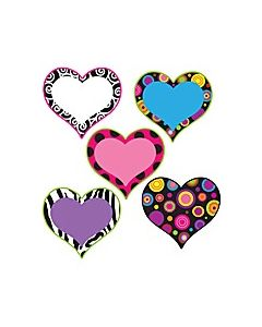 Hearts Accents